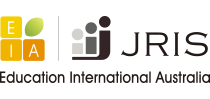 Education International Australia x JRIS Logo