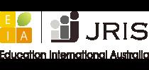 Education International Australia x JRIS Logo